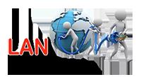 Lan Technologie Logo